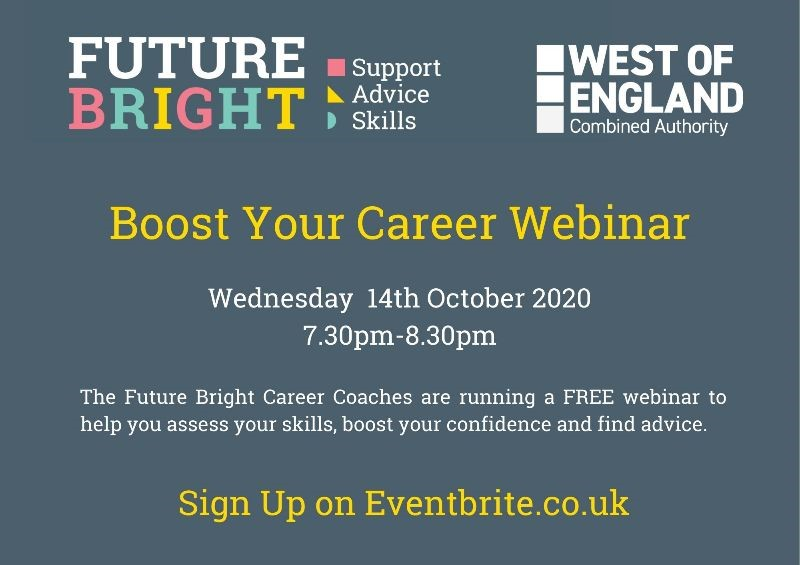 Future Bright Boost Your Career Webinar