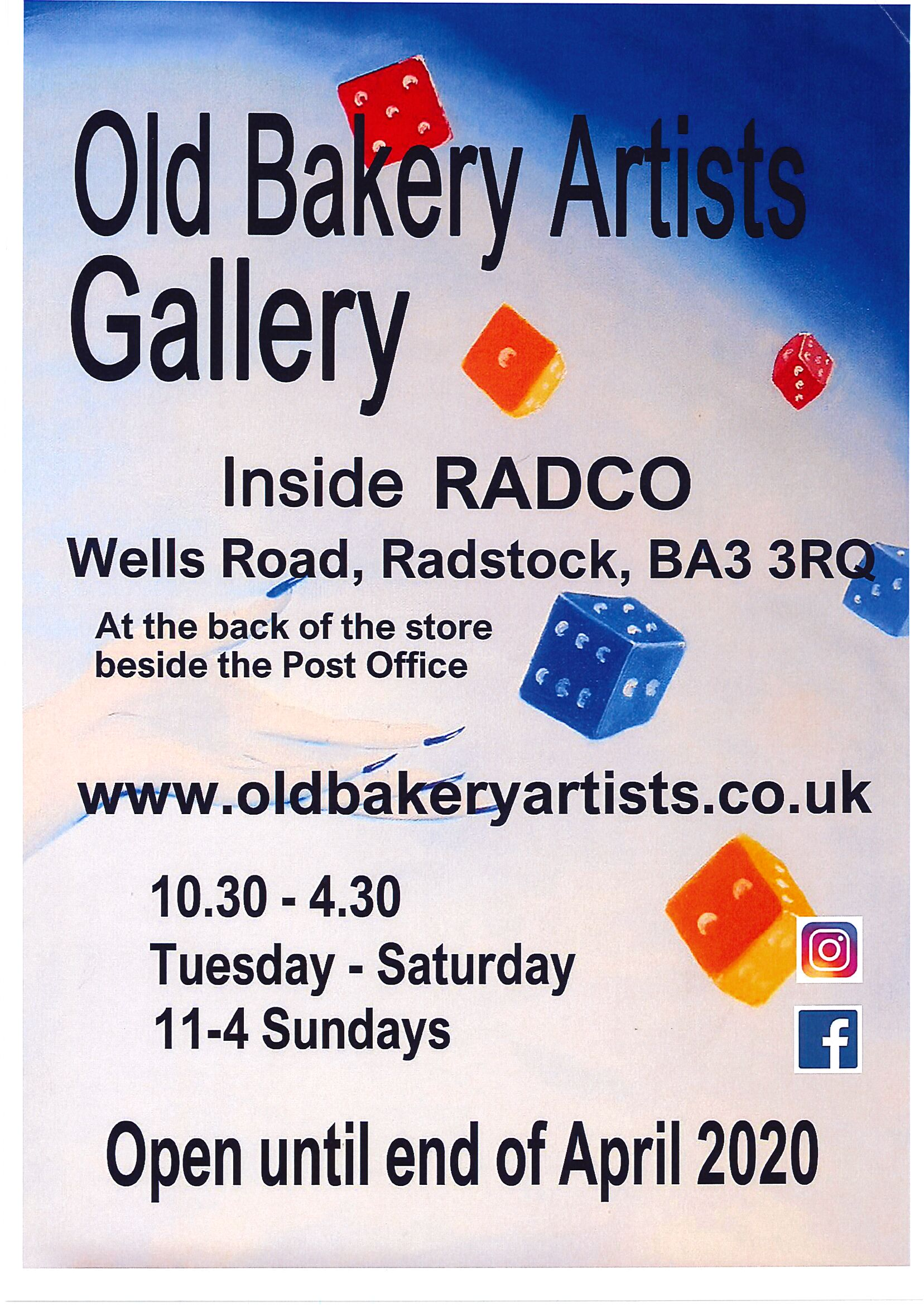 Old Bakery Artists Gallery