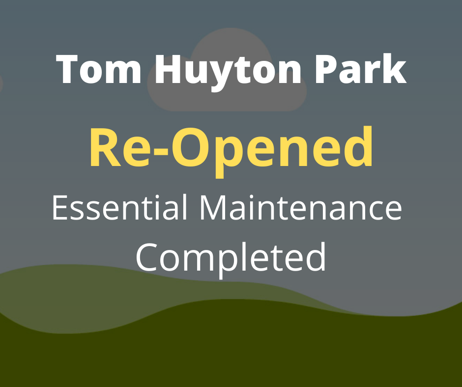 Tom Huyton Park Open